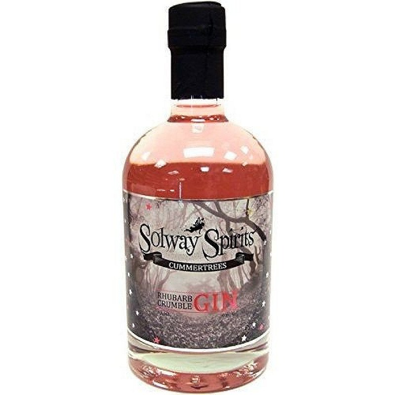 Solway - Rhubarb Crumble Gin - ONLY £27.91