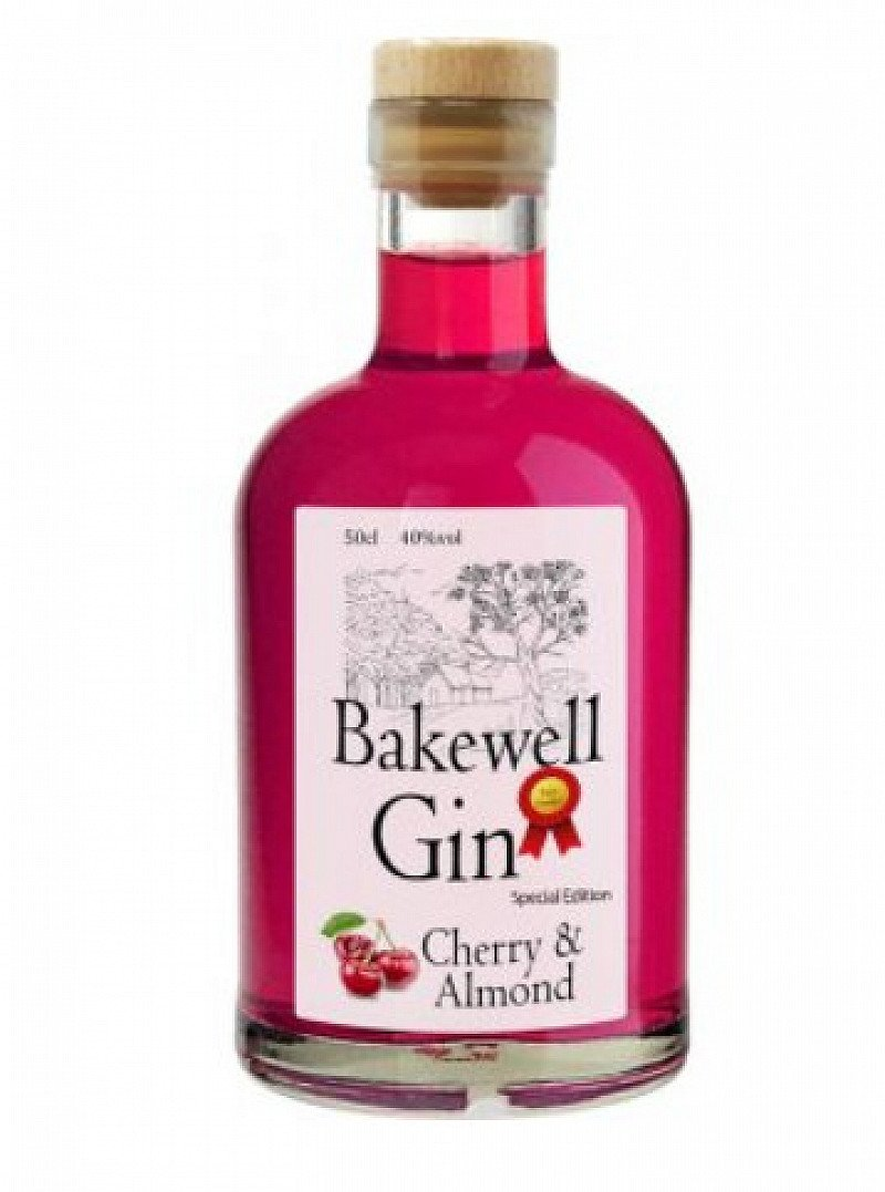 Wirral Distillery - Cherry Bakewell Gin - ONLY £31.79!