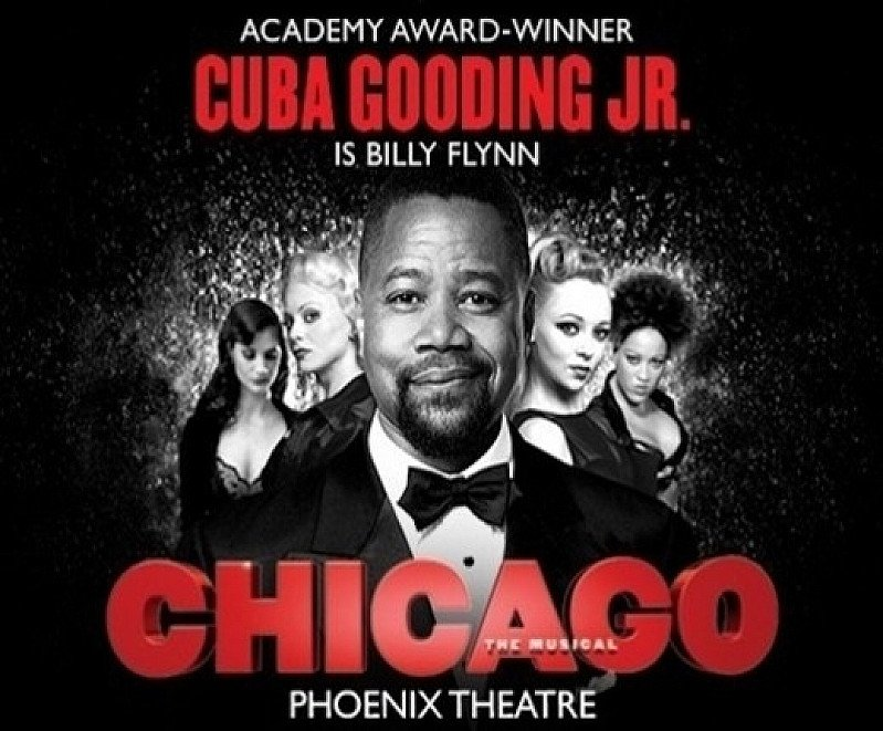 Chicago tickets from ONLY £23.50!