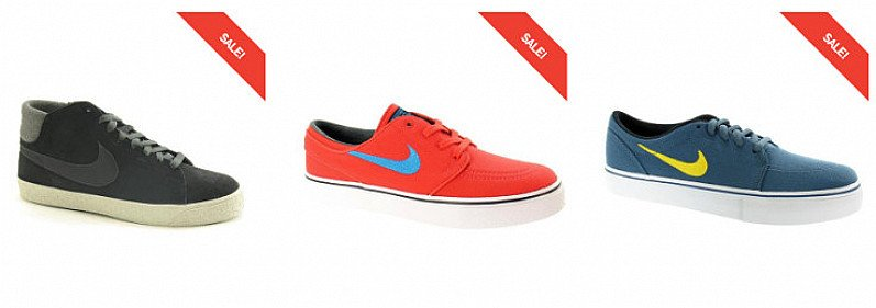 Take a look at our latest offers from Nike SB!
