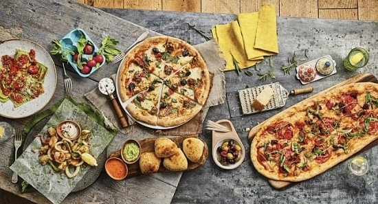 25% OFF ALL FOOD!