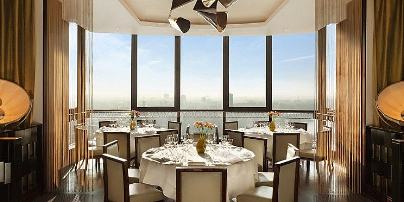Michelin-starred 3-course Meal & Drink with London views - ONLY £29pp!