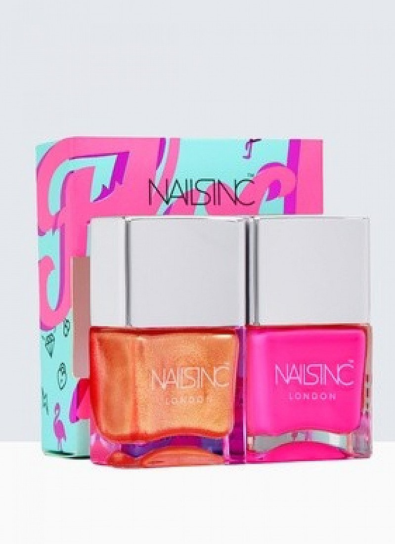 NEW IN - Flock You Nail Polish Duo - £15 - AS SEEN ON TV!
