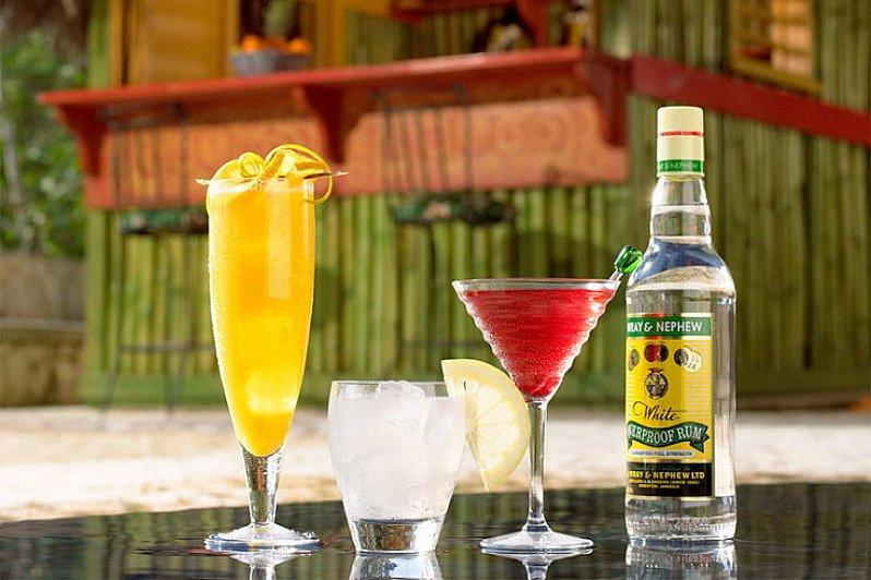 SAVE 10% on Wray & Nephew - Overproof Rum!
