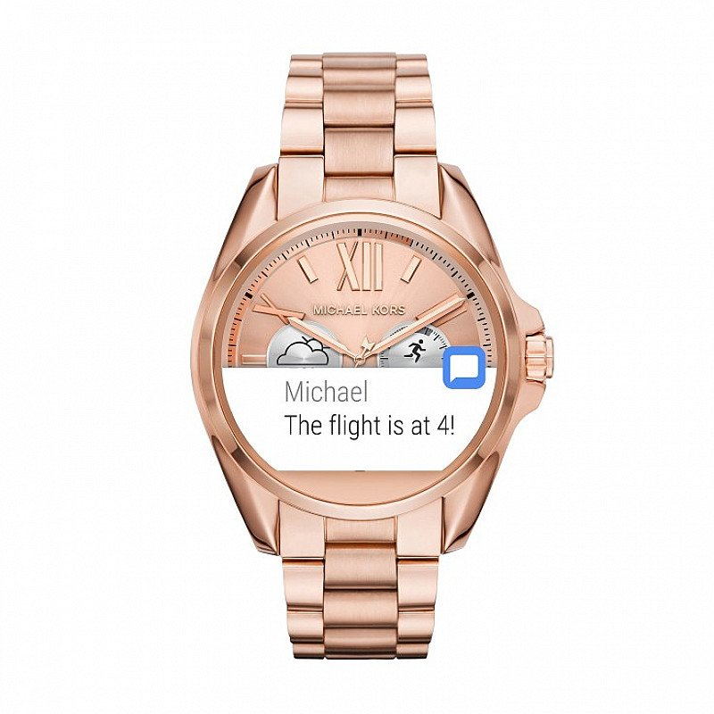 SAVE £170 on MICHAEL KORS Access Ladies Bracelet Smart Watch!
