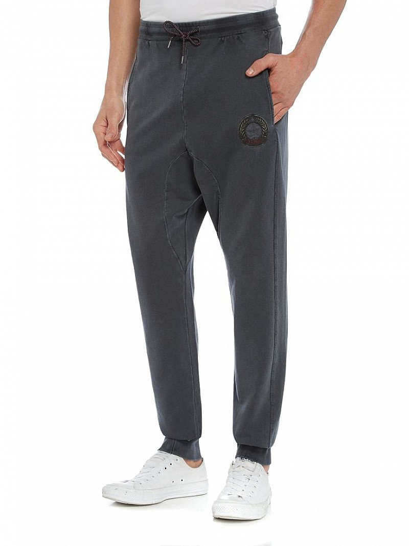 50% OFF - VIVIENNE WESTWOOD Cuffed Logo Tracksuit Bottoms!