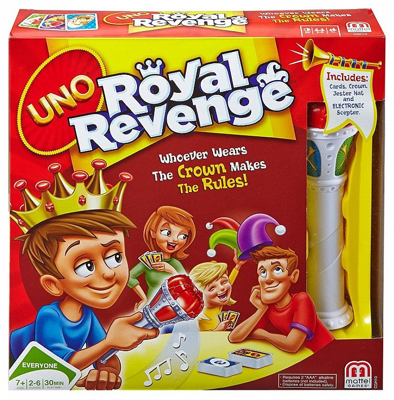 Uno Royal Revenge - NOW 1/2 PRICE!