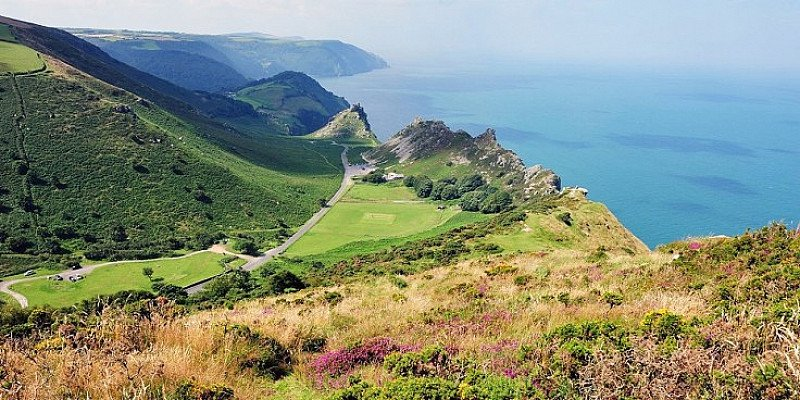 35% OFF this 4-star North Devon stay for 2 including Meals!