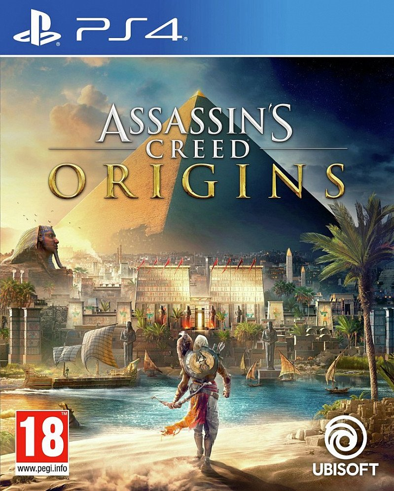 Save £18 on Assassin's Creed: Origins for Playstation 4