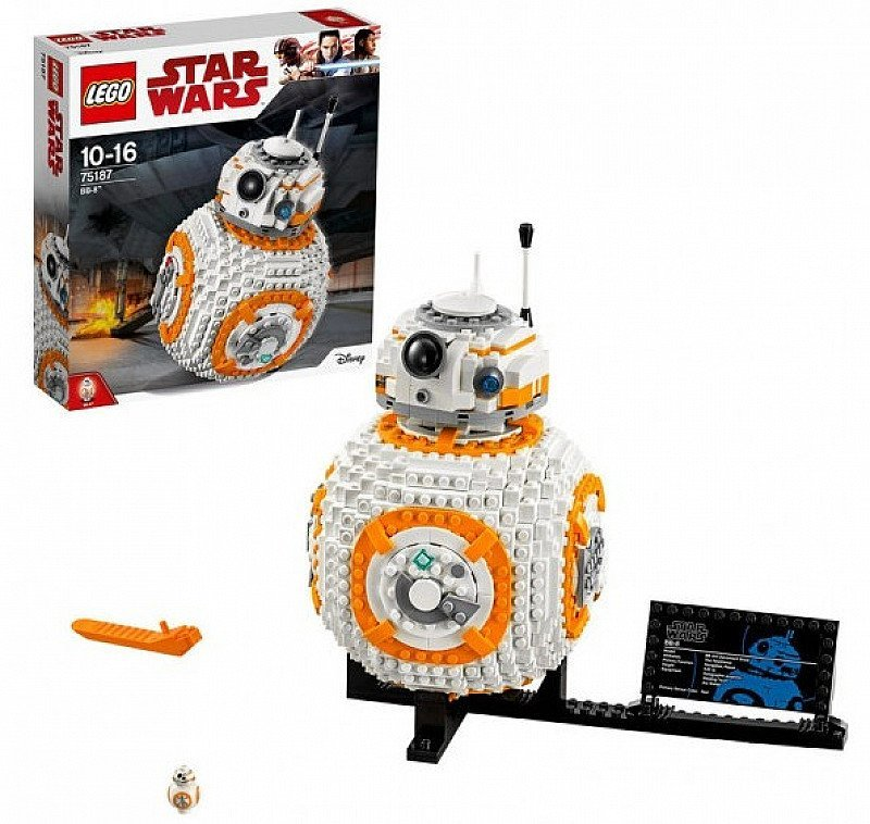 Save £17 on this LEGO STAR WARS BB-8
