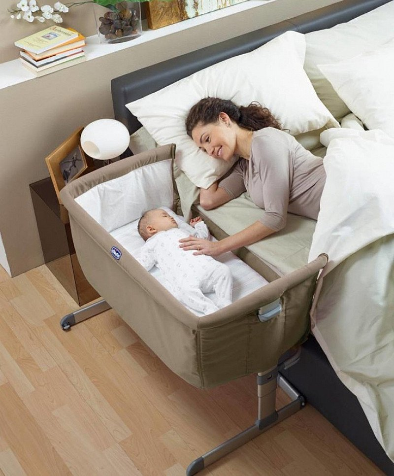 £50 OFF - Chicco Next 2 Me bedside crib!