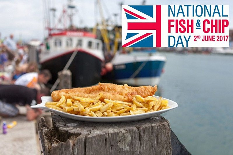 Celebrate National Fish & Chips day with us on 1st June!