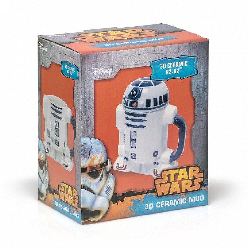 1/2 PRICE - Star Wars R2-D2 Ceramicfigural Mug!