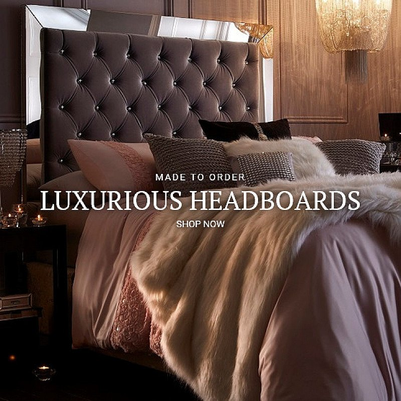 Luxurious Headboards - Made to Order - Call us for a quote today.