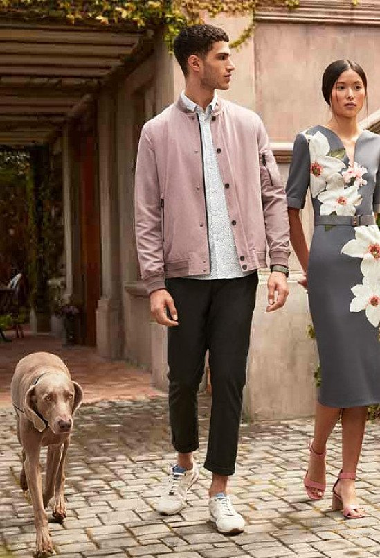 15% STUDENT DISCOUNT Online at Ted Baker