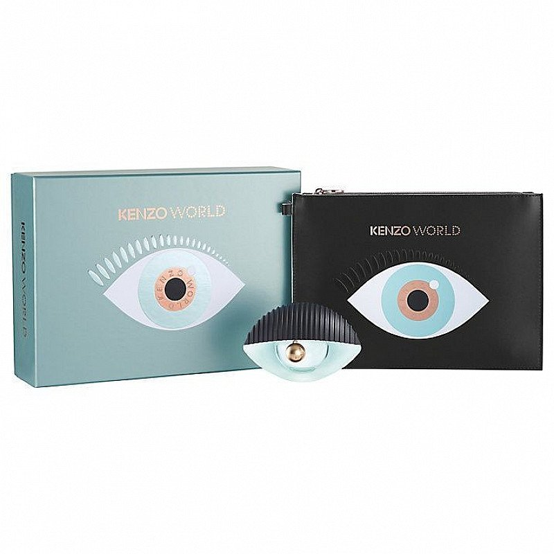 35% OFF - Kenzo World Eau De Parfum 50ml Gift Set!