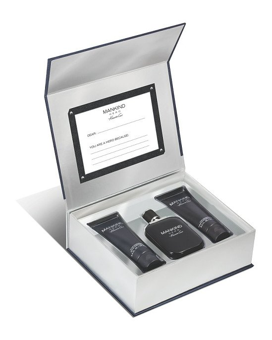 35% OFF - KENNETH COLE Mankind Hero Gift Set!