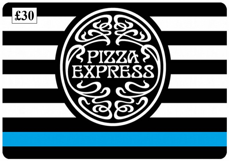 WIN - £30 Pizza Express Gift Card