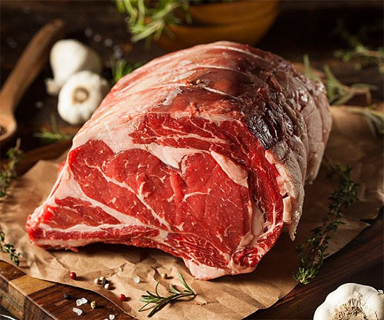 Locally reared beef Nottingham