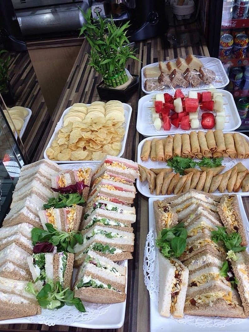 We specialize in tasty Panini's - come in store to try!