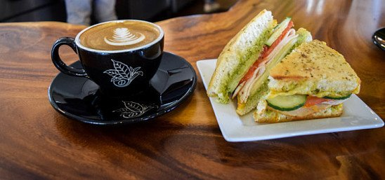 Join us for a Coffee today!