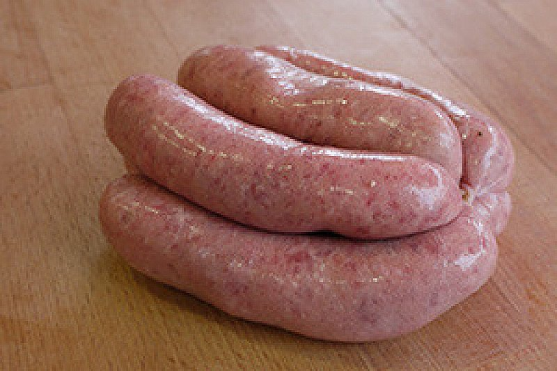 HOMEMADE TRADITIONAL SAUSAGES (500G)