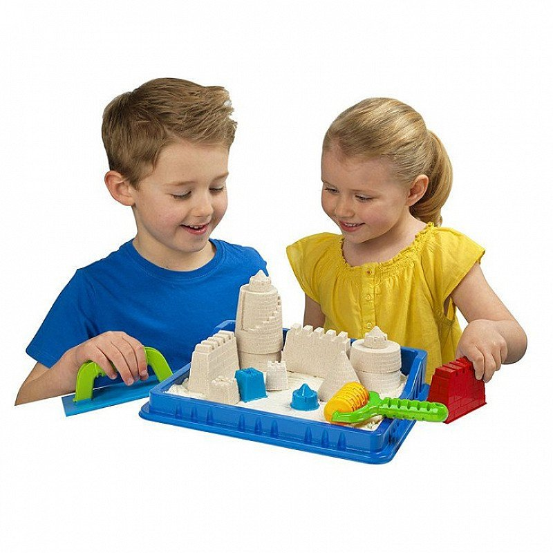 50% OFF Super Sand Castles with this Sand Alive Mould and Sculpt Kit!