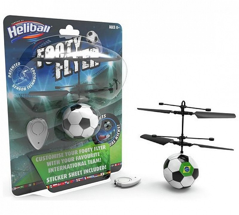 Footy Flyer: The ultimate keepy uppy game and gadget - NOW £20!