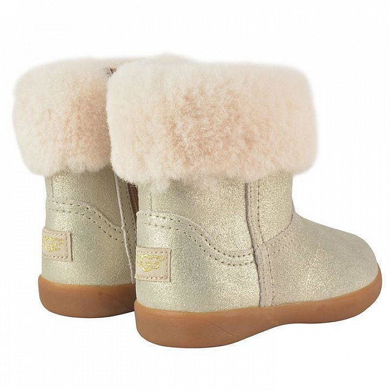 69% OFF - UGG Infant Girls Jorie 2 Metallic Boots!