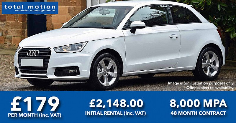 Audi A1 Special Leasing Offer!