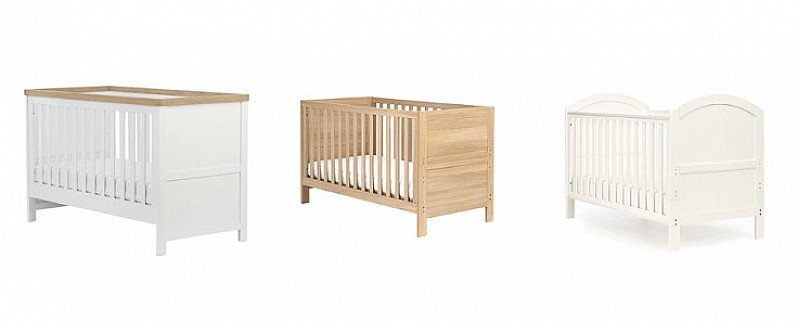 FREE Mattress (worth £90) with ANY Mothercare Cot Bed!