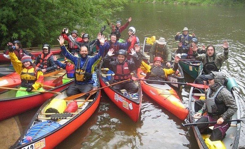 PaddlePlus Canoe Club