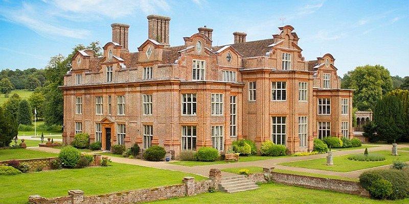 45% OFF - Kent: Mansion House Getaway for 2 including dinner!