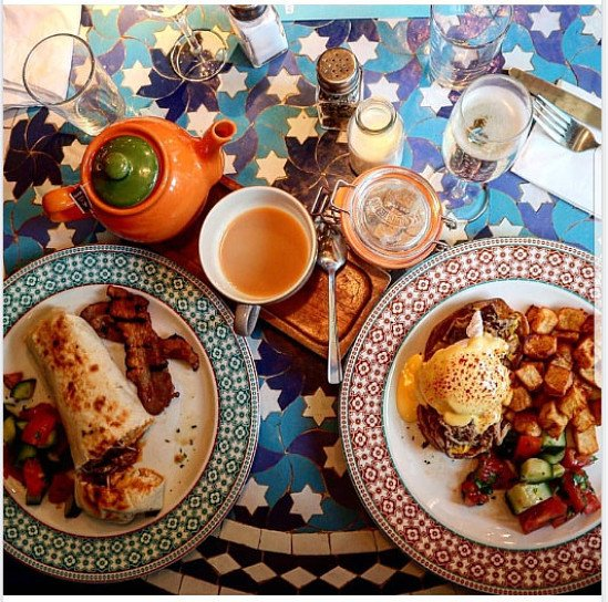 Bottomless Brunch is £25.00 today and tomorrow!