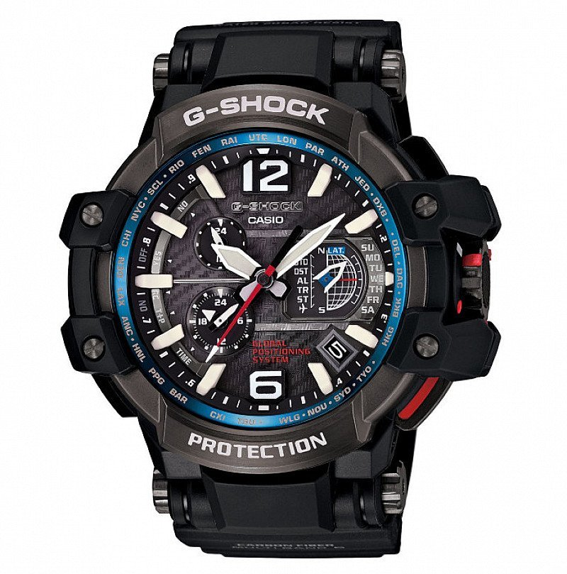 £400 OFF this G SHOCK Gravity Master Gpw1000 1a Watch!