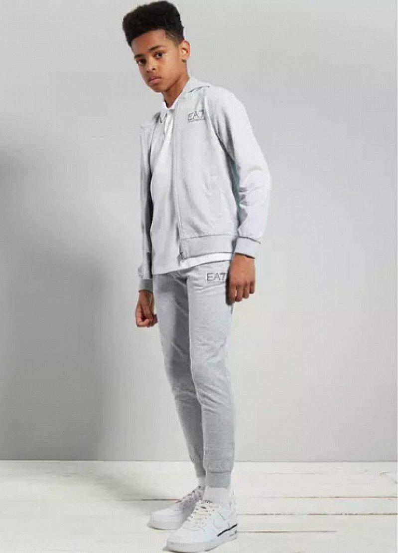 Emporio Armani EA7 Core Fleece Full Zip Suit Junior - NOW £100!