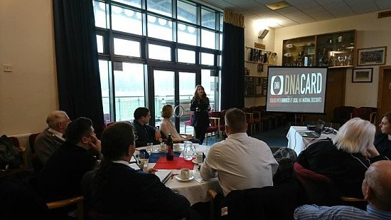 Come and join us at our Doncaster Knights Networking Lunch