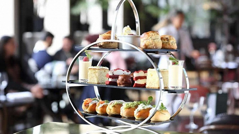 Treat yourself to AFTERNOON TEA at Browns!