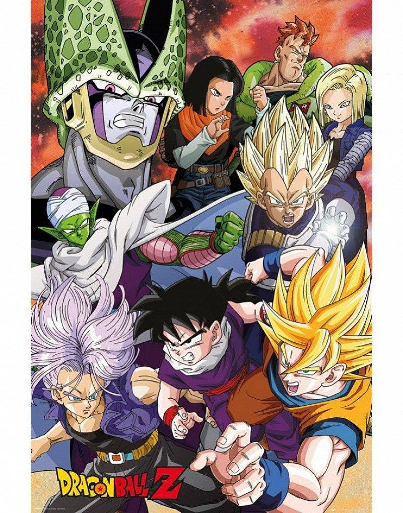 Go Super Saiyan with our New Dragon Ball Z merchandise!