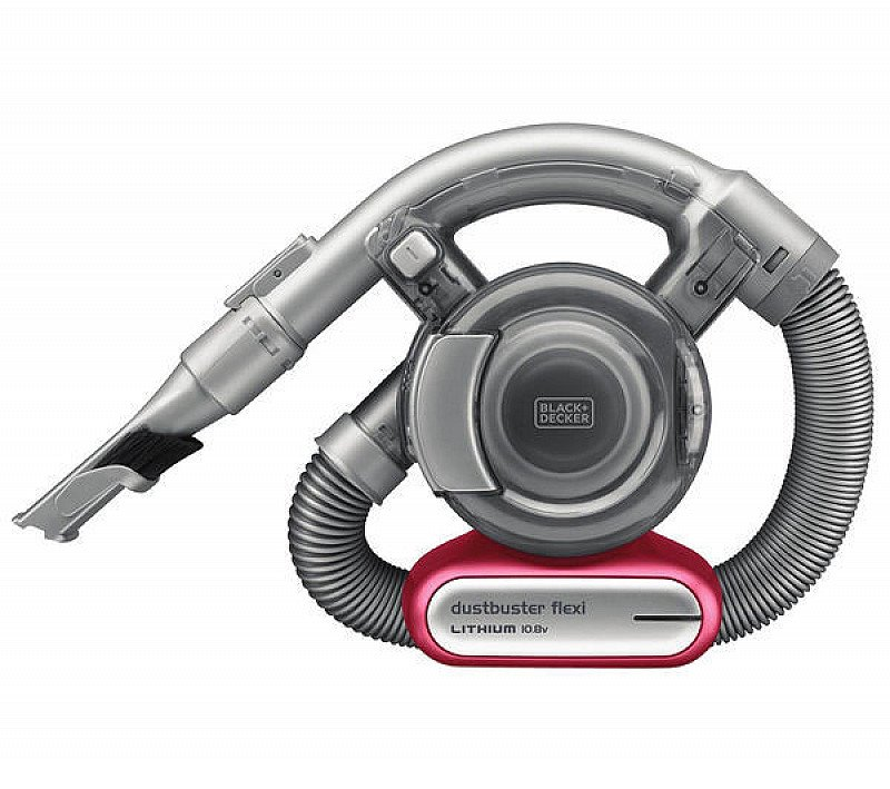 SAVE OVER 30% on this Black and Decker Flexi Dustbuster Cordless Hand Held Vacuum Cleaner!