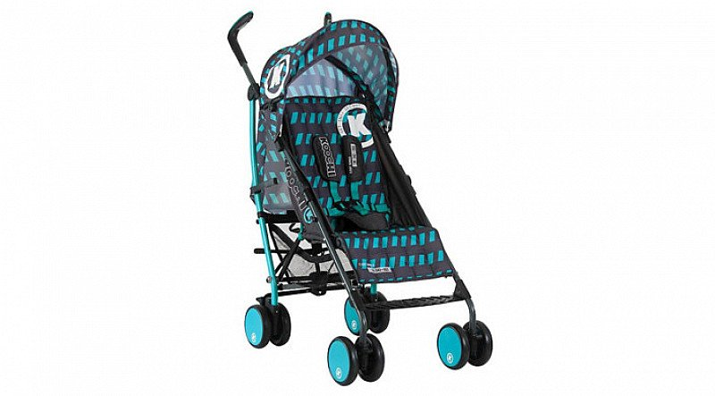 Save £45 on Lightweight Koochi Sneaker Stroller - Blue