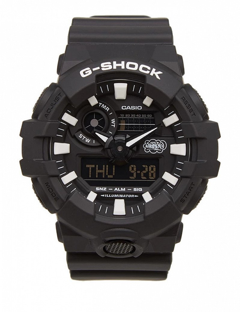 Save £45 on the Limited edition CASIO X ERIC HAZE '35th Anniversary' Watch!
