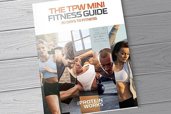 FREE TPW™ Mini Workout Guide (Worth £19.99) When You Buy a 30 Day Active Plan!