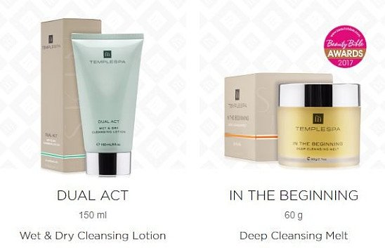 Choose your Cleanser, Toner, Moisturiser and Mask and SAVE £20