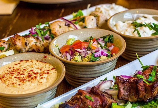 Try our healthy Mediterranean Tapas and Meze dining experience in the centre of Nottingham!