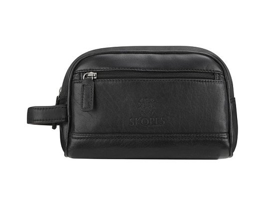 SAVE 50% OFF this  Leather Washbag by SKOPES!