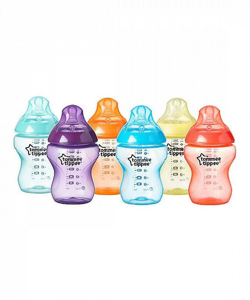 SAVE OVER 55% on Tommee Tippee closer to nature fiesta bottles!