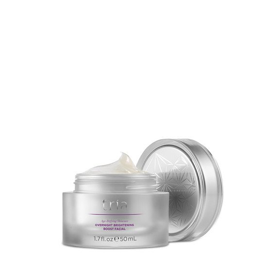 SAVE 23% on this Overnight Brightening Boost Facial Treatment!