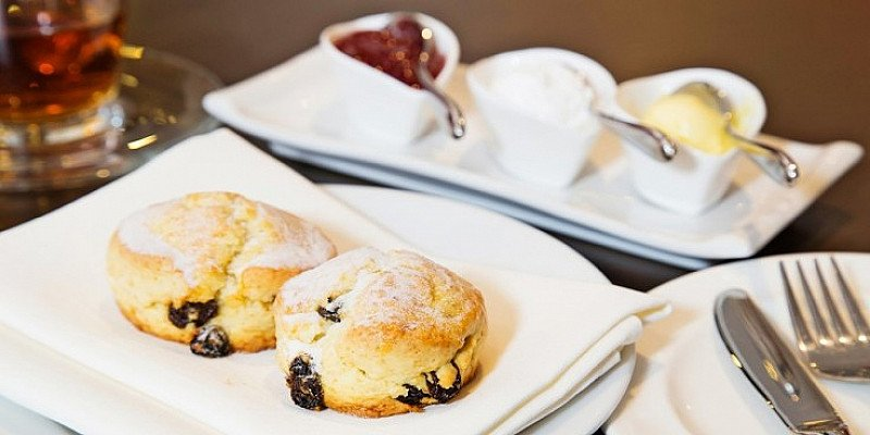 SAVE 46% on this 2-night North Yorkshire stay for 2 with Cream Tea!