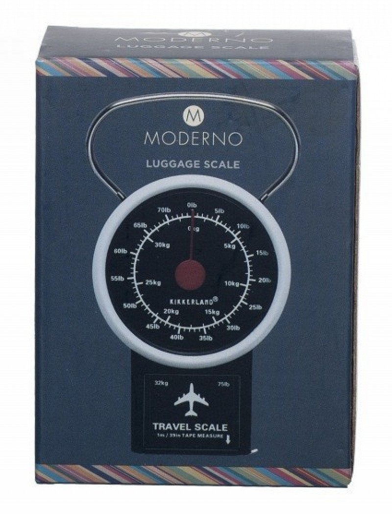 SAVE 50% off WHSmith Moderno Luggage Scale!